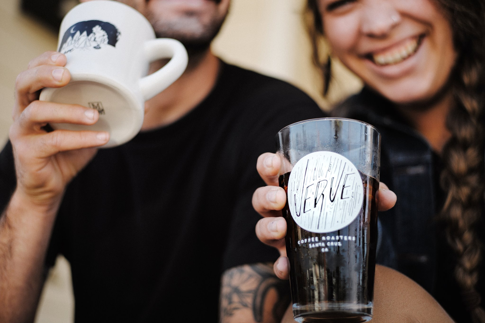 Verve Coffee Roasters connecting
