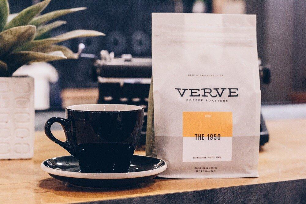 Verve Coffee Bag The 1950