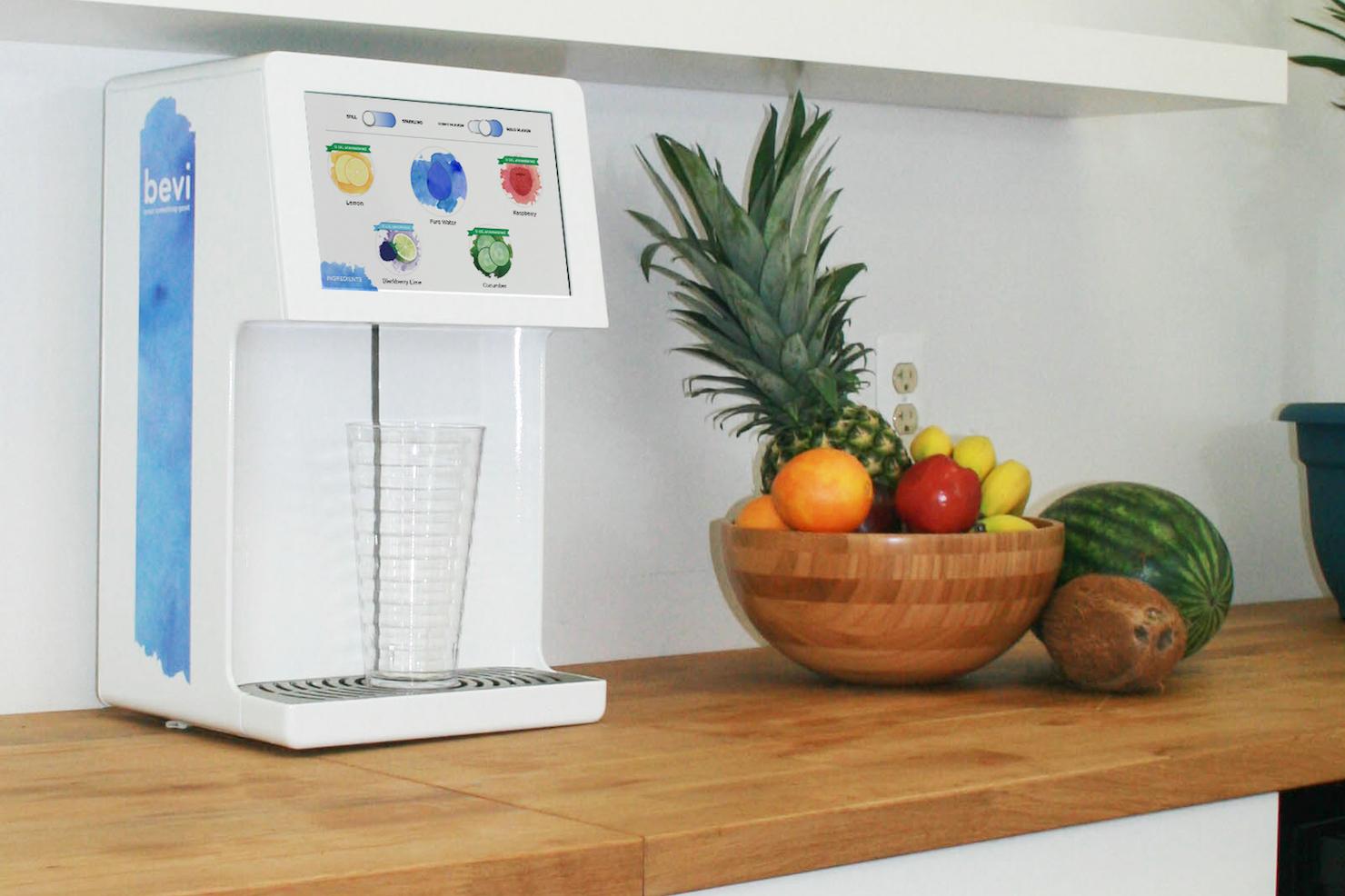 Countertop Bevi Smart Water Cooler